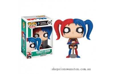 DC Heroes Harley Quinn New 52 LE Funko Pop! Vinyl Clearance Sale