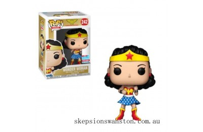 DC Comics Wonder Woman First Appearance NYCC 2018 EXC Funko Pop! Vinyl Clearance Sale