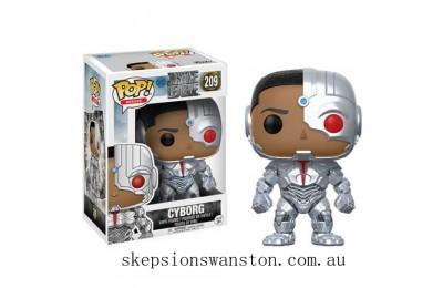 Justice League Cyborg Funko Pop! Vinyl Clearance Sale