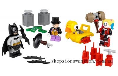 Outlet Sale Lego Batman™ vs. The Penguin™ & Harley Quinn™