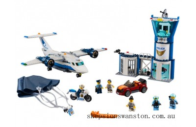 Hot Sale Lego Sky Police Air Base