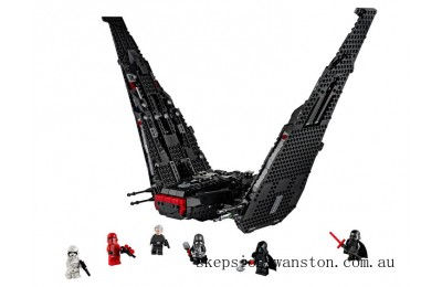 Outlet Sale Lego Kylo Ren's Shuttle™