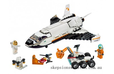 Hot Sale Lego Mars Research Shuttle