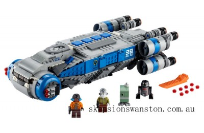 Genuine Lego Resistance I-TS Transport