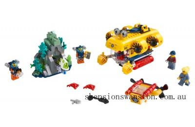 Outlet Sale Lego Ocean Exploration Submarine