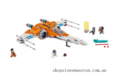 Discounted Lego Poe Dameron's X-wing Fighter™
