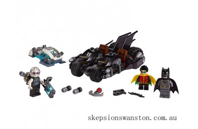 Discounted Lego Mr. Freeze™ Batcycle™ Battle