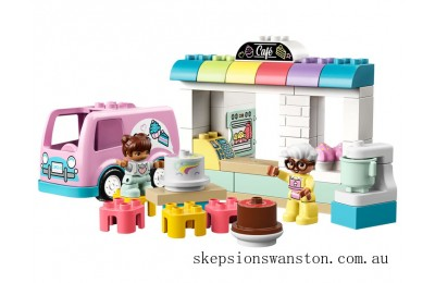Discounted Lego Bakery