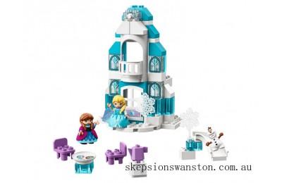 Outlet Sale Lego Frozen Ice Castle