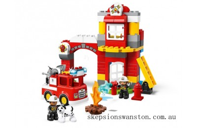 Hot Sale Lego Fire Station