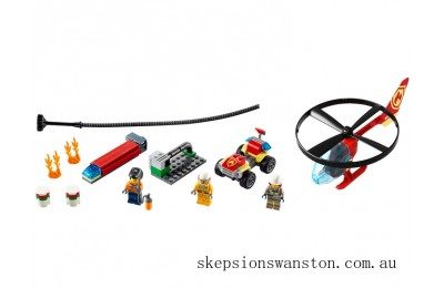 Discounted Lego Fire Helicopter Response