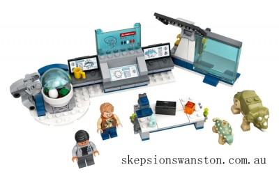Discounted Lego Dr. Wu's Lab: Baby Dinosaurs Breakout