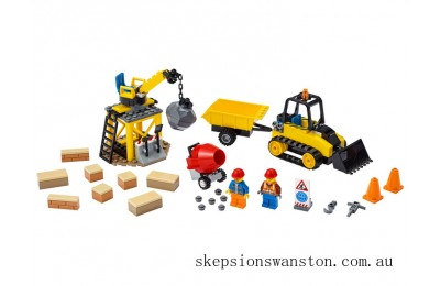 Outlet Sale Lego Construction Bulldozer