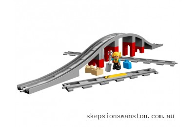 Clearance Lego Train Bridge and Tracks