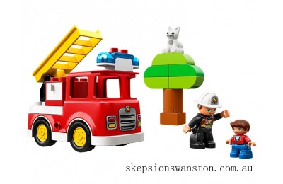 Hot Sale Lego Fire Truck
