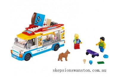 Genuine Lego Ice-Cream Truck