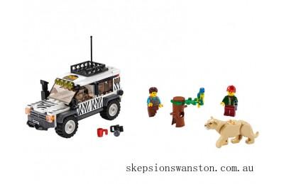 Genuine Lego Safari Off-Roader
