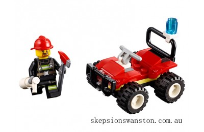 Outlet Sale Lego Fire ATV