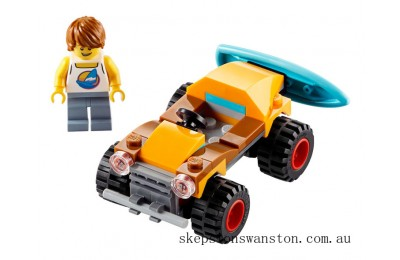 Genuine Lego Beach Buggy