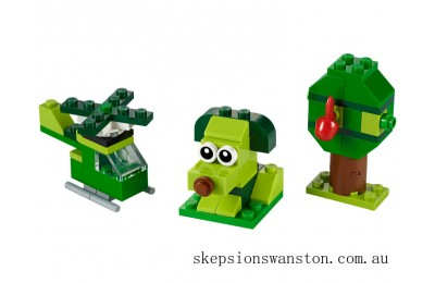 Hot Sale Lego Creative Green Bricks