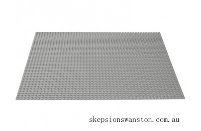 Clearance Lego Gray Baseplate