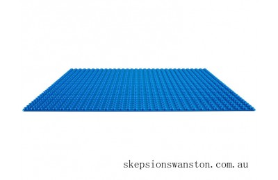 Outlet Sale Lego Blue Baseplate