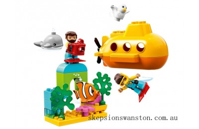 Genuine Lego Submarine Adventure