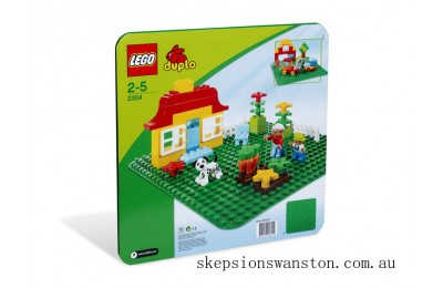 Outlet Sale Lego® DUPLO®  Green Baseplate