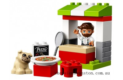 Genuine Lego Pizza Stand