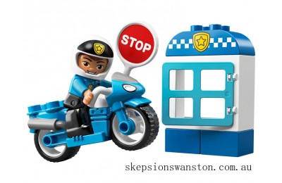 Clearance Lego Police Bike