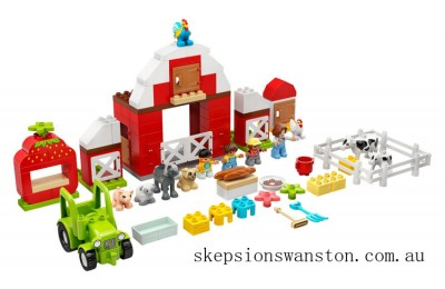 Outlet Sale Lego Barn, Tractor & Farm Animal Care
