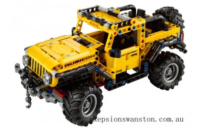 Hot Sale Lego Jeep® Wrangler
