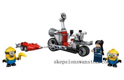 Discounted Lego Unstoppable Bike Chase