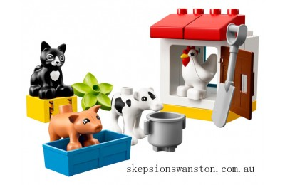 Discounted Lego Farm Animals