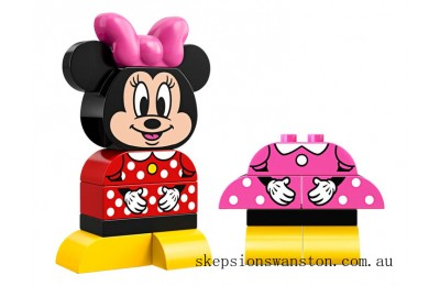 Hot Sale Lego My First Minnie Build