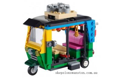 Clearance Lego Tuk Tuk