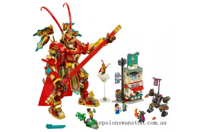 Discounted Lego Monkey King Warrior Mech