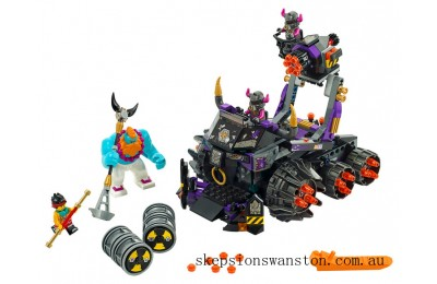 Discounted Lego Iron Bull Tank