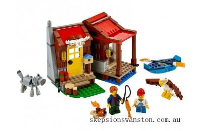 Hot Sale Lego Outback Cabin