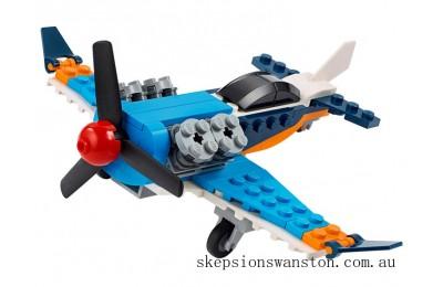 Discounted Lego Propeller Plane