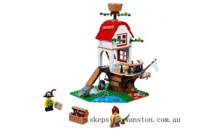 Clearance Lego Treehouse Treasures