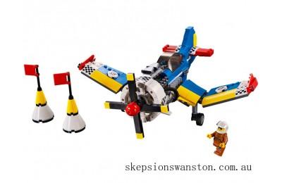 Clearance Lego Race Plane