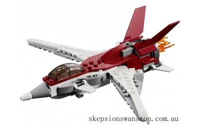 Genuine Lego Futuristic Flyer