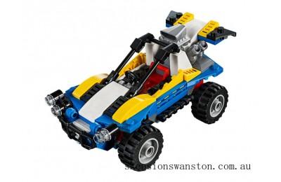 Genuine Lego Dune Buggy