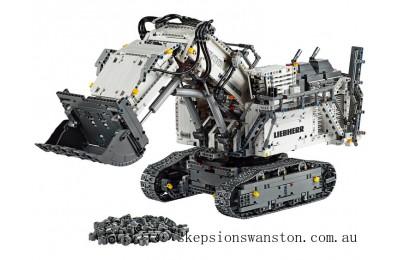 Discounted Lego Liebherr R 9800 Excavator
