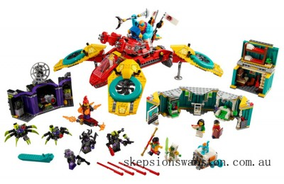 Outlet Sale Lego Monkie Kid's Team Dronecopter