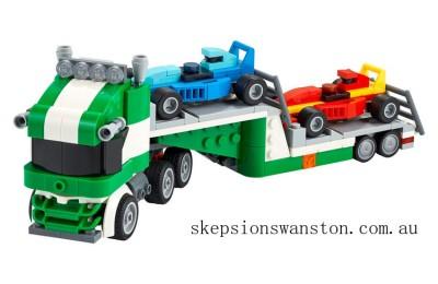 Outlet Sale Lego Race Car Transporter