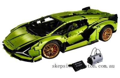 Genuine Lego Lamborghini Sián FKP 37