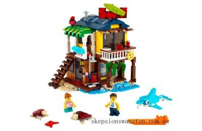 Outlet Sale Lego Surfer Beach House