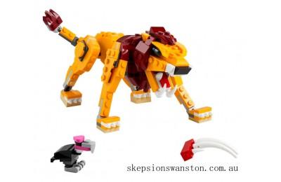 Hot Sale Lego Wild Lion